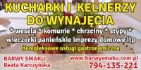 kucharki z obsługą na wesele śląsk i małopolska sosnowiec