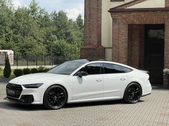 Audi S7 Bielsko-Biała