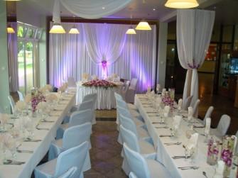 sala restauracyjna Zegrze