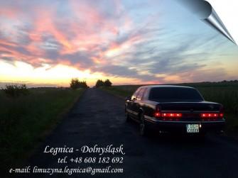 Lincoln TownCar - ostatni Krążownik Legnica