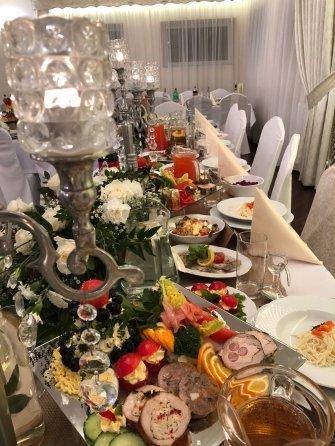 wesele w Villa RoMa Gałków Mały