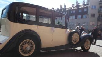 Rolls-Royce Hooper 1933 Otwock