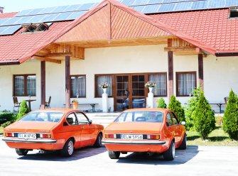 "Sala Konferencyjno Bankietowa ""Bachus"" Czarnocin"