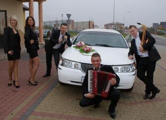 Wesele Radziej�w + dwie solistki  W�oc�awek