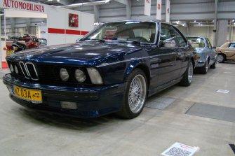 BMW E24 PŁOCHOCIN