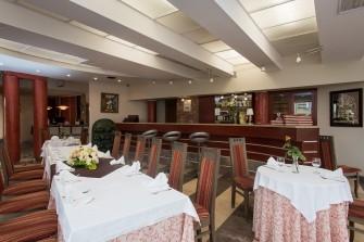 Sala restauracyjna Montemarco Warszawa