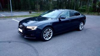 AUDI A5 auto do ślubu Błonie