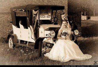 Aranżacja ślubna KWIDZYN