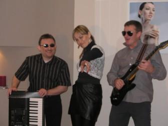 Muzyczny  zespół Ekspert Świdnica