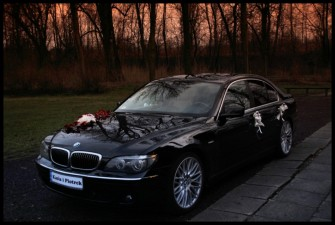 BMW SERIA 7 Rybnik