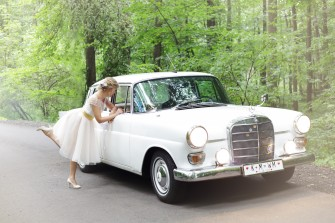 Mercedes W 110 Skrzydlak Tychy