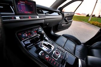 AUDI A8 W12-Exclusive&Prestige  Ostrów Mazowiecka