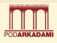 """Dom Przyj�� Okoliczno�ciowych """"Pod Arkadami"""" Sieroty"""
