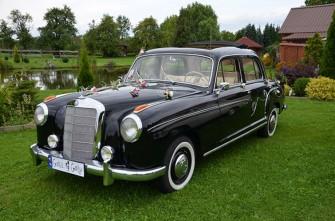 Mercedes 220S lub W110 Kożuchów