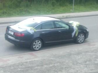 Audi A6 na wesele Rybnik