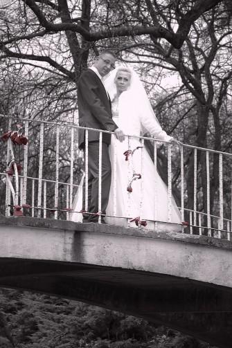 Na moście Łódź