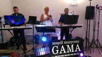 GAMA zespół muzyczny Włocławek