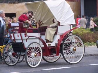 Peugeot 1894r. Przewozi 4 osoby. Otwock