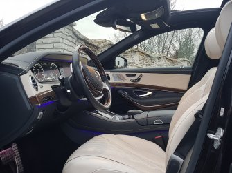 Auto na wesele: Mercedes S-class, Porsche Panamera Wodzisław Śląski
