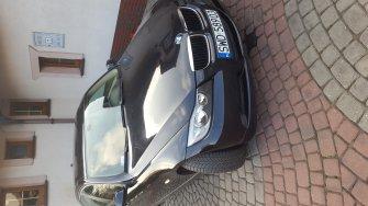 Auto do ślubu BMW E90 Rydułtowy