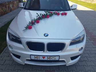 Wyjątkowe BMW X1 !! Wygląda pięknie !!  Sanok