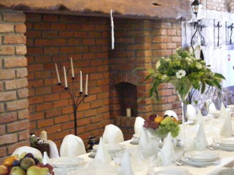 Sala weselna Figlówka Prabuty