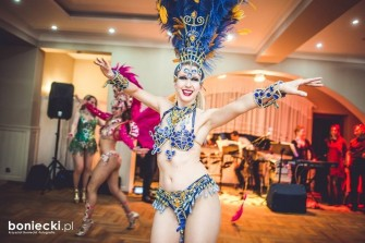 Samba Brasil Danca Show - Sambaxe! Kraków