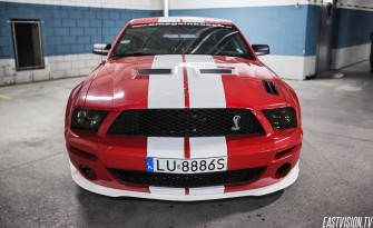 Mustang SHELBY GT500 2 Lublin
