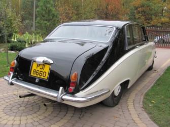 Daimler ds 420 .Styl i klasyka. Otwock