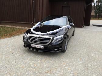 Nowy Mercedes-Benz S500 / AMG /Łowicz/Skierniewice/Łódź/do ślubu