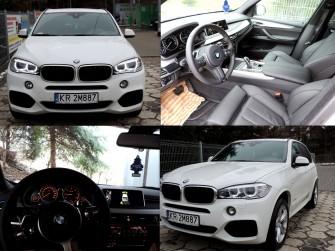 BMW X5 Mpakiet 2016r. (500zł), Audi A6 S6 (350zł)  Limanowa