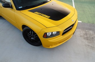 Dodge Charger amerykanski muscle car warszawa