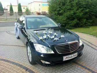 Mercedes S Grudziądz