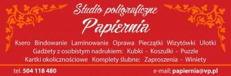PAPIERNIA Studio poligraficzne Malczyce