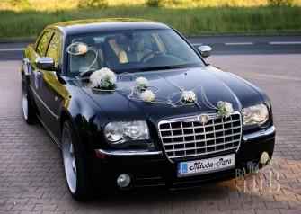 Auto do Ślubu Chrysler 300c Rybnik