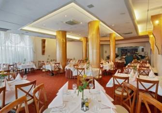 Sala restauracyjna Kraków