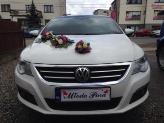 Biała limuzyna na wynajem na każdą okazje ŚLUB POMORSKIE Żukowo