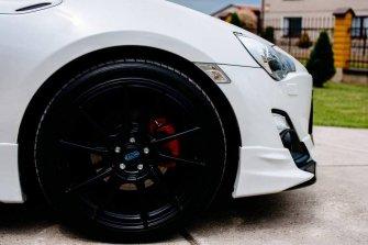 Samochód do ślubu - Toyota GT86- Auto do ślubu Bochnia, Brzesko, Gdów