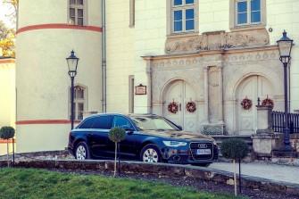 Ślubna Flota - Audi A6 C7, VW Tiguan Jelenia Góra