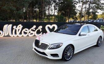 Mercedes S500 Long v8  Olsztyn