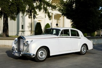 Rolls-Royce Silver Cloud I 1959r. Warszawa