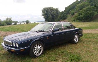 jaguar XJ8 Grudziądz