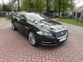 Do ślubu Jaguar XJ Kraków
