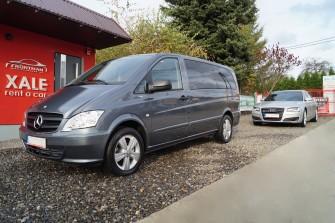 Mercedes Vito Shuttle 2.2 CDI 8 Osobowy idealny do przewozu gości Bielsko-Biała