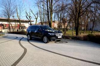 VOLVO XC90 Łódź