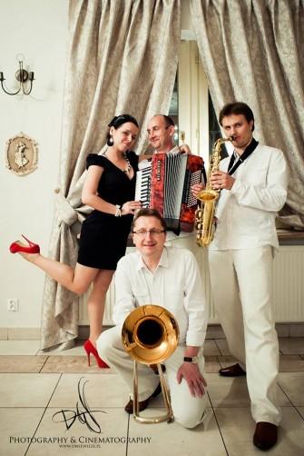 Zespół muzyczny MIRAŻ Kielce