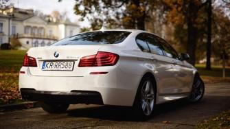 Limuzyna BMW 5 w pakiecie M Kraków
