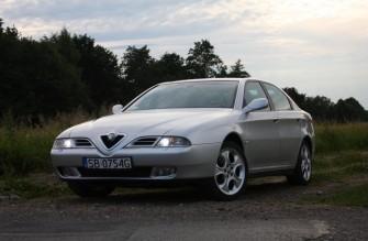 Alfa Romeo 166 Bielsko-Biała