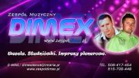 Zespół muzyczny DIMEX Białystok