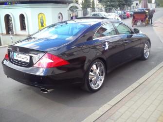 Auto do �lubu Mercedes CLS Cz�stochowa �l�sk